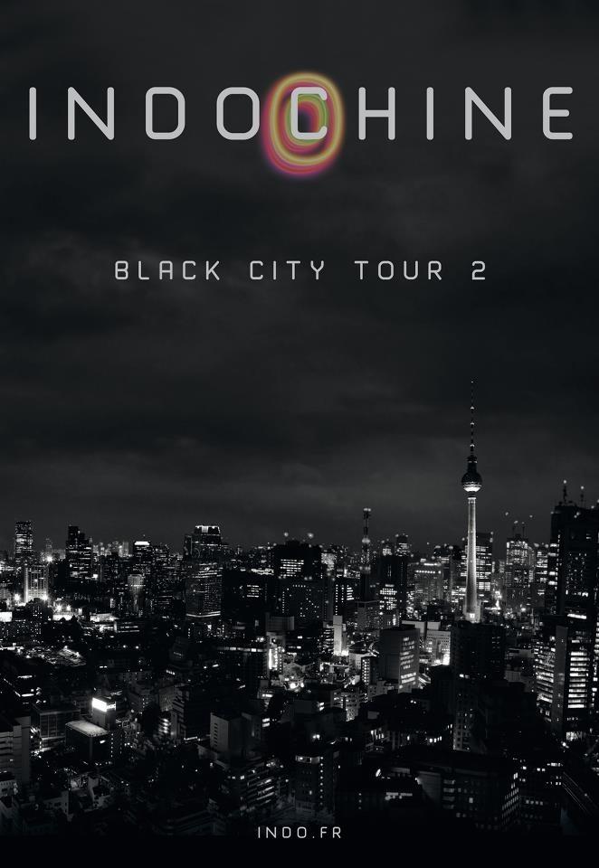 Black City Tour 2