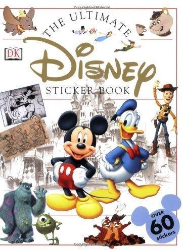 Disney ultimate sticker books stk