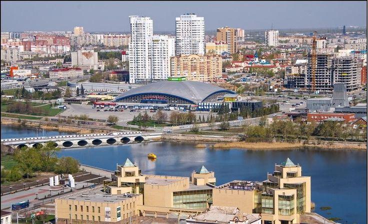 Миасс в Челябинске - Челябинск — Википедия