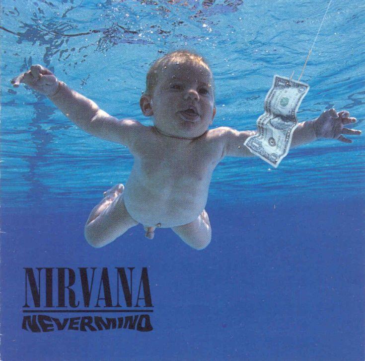 GOT IT!!! Nevermind  by Nirvana vinyl 199 kr