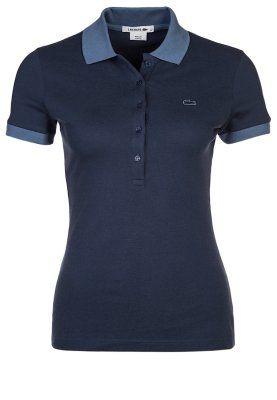 Koszulka polo - marine/indigo