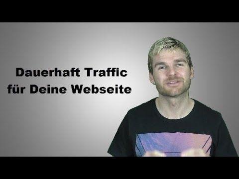 Traffic generieren - Dauerhaft Besucher für Deine Webseite