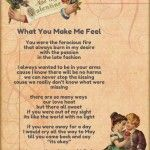 25+ Short I Love You Poems for Her with Images