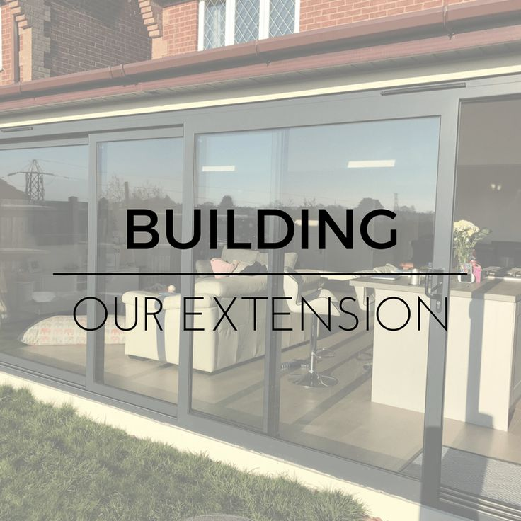 Building our extension