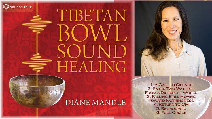 #90SecondSampler: Diáne Mandle – Tibetan Bowl Sound Healing #STMusic