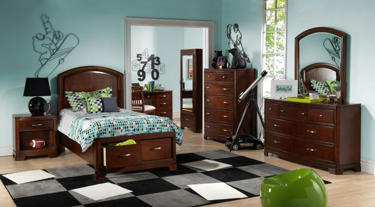 Justin Kids Furniture Collection - Leon's
