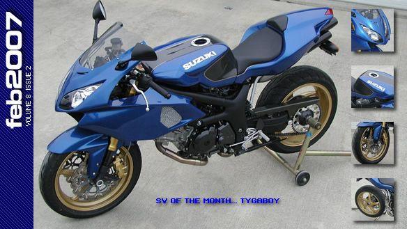 Pin By Bernie Foster On Suzuki Sv650 Honda Motorcycle Honda Motorcycles