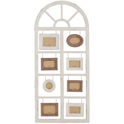 connor window collage frame could make easily from salvaged frames diy decor pinterest distressing painted wood window and woods - Window Collage Frame