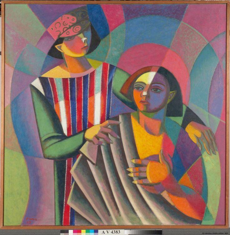 Unto Pusa. Äiti ja tytär (1969)