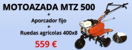 Motoazada MTZ 500