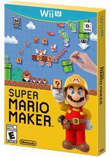 WINNER: Best Family/Social Game -- Game Critics Award 2015 L'expérience Mario de vos rêves est enfin une réalité et elle déborde de créativité… VOTRE créativité! Jouez à un nombre presque infini de niveaux créés par des joueurs du monde entier ou créez les vôtres en utilisant le Wii U GamePad. Tout ce qui était jusqu'à présent impossible dans les jeux Mario, il est maintenant impossible de ...