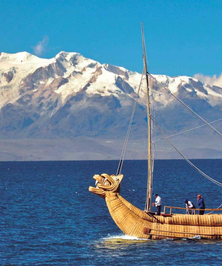 Lake Titicaca, Bolivia/Peru Have always wanted to visit here...
