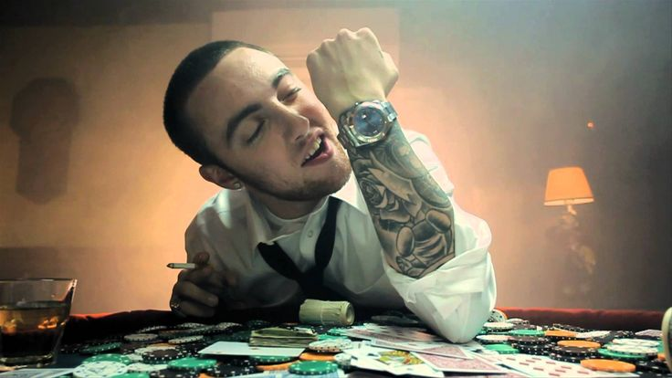 Mac Miller - Smile Back  hard work, for more than just one