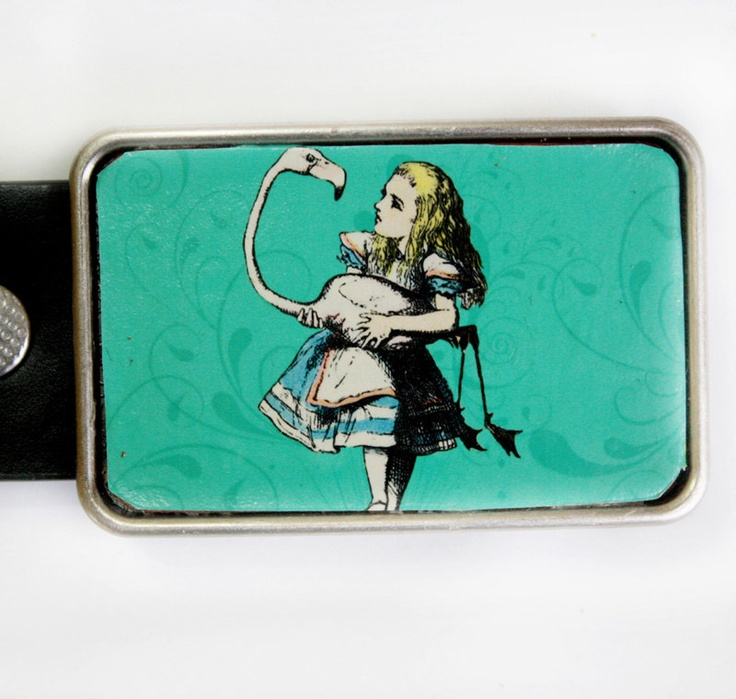 Alice in Wonderland Belt