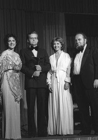 festival de cannes 1978 Stockard CHANNING,Jerzy SKOLIMOWSKI,Marlène JOBERT,Marco FERRERI