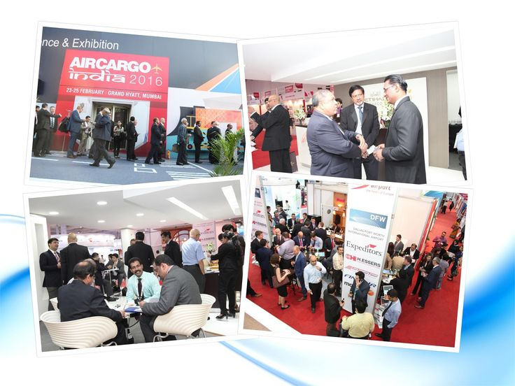 Some of the glimpses of Air Cargo India 2016 event.