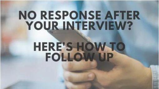 Top seven follow-up emails after a job interview | Snagajob
