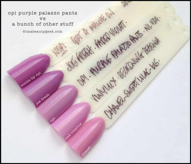 175 Best Images About Nail Polish Comparisons On