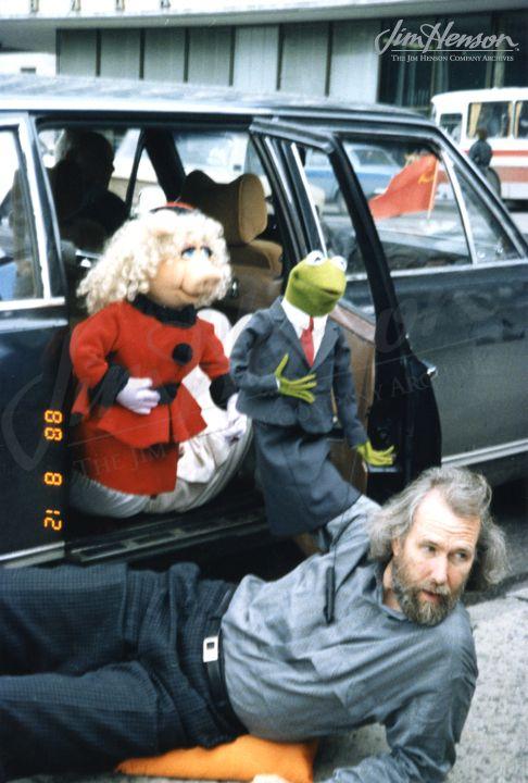 Een kijkje achter de schermen bij de #Muppets! | www.HuupHuup.nl
