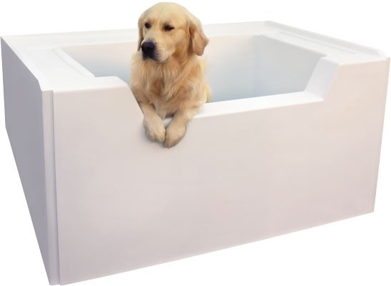 49 best pet space images on pinterest kennel ideas dog grooming hydro systems petopia pet6040 designer pet spa dog bath tub a special bathtub for special solutioingenieria Images