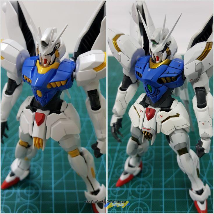 Custom Build: <b>HG 1/144 Gundam</b> Legilis [Detailed] - <b>Gundam</b> Kits ...