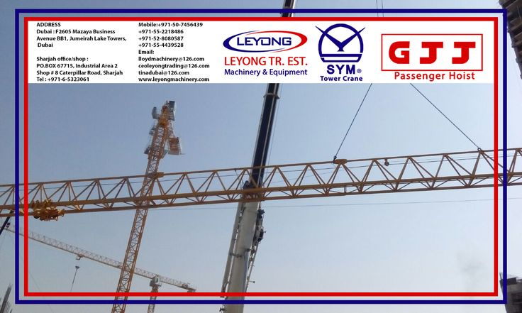 22 best tower crane images on Pinterest | Building, Construction and ...