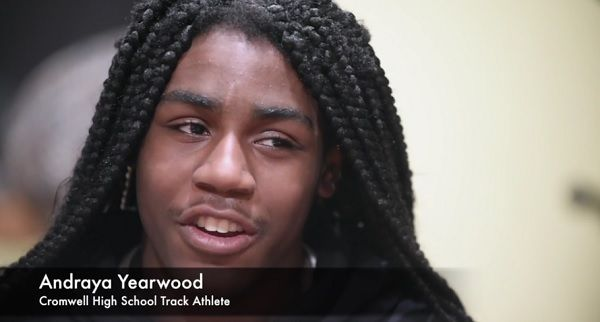 Teammates LOVE Having A Transgender Female Competing On Their Girls High School Track Team!