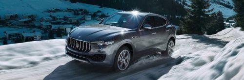 Gallerij: Bericht Maserati Levante Diesel