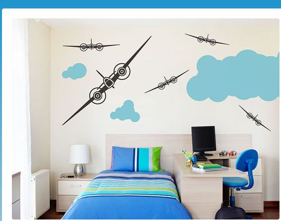 Best Wall Mural Ideas Images On Pinterest Mural Ideas Wall - How do you install a wall decal suggestions
