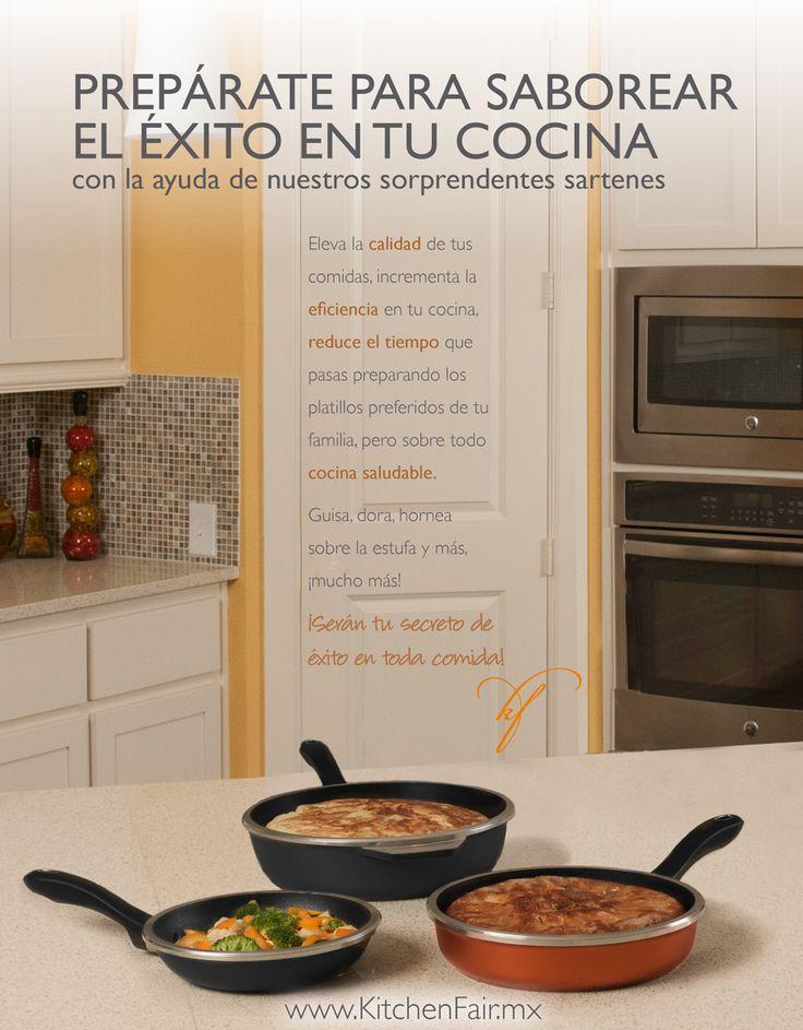 Kitchen Fair, tu secreto de éxito en toda comida.