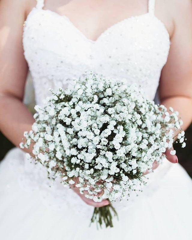 Свадебный букет из гипсофила, свадьбу акция недорого