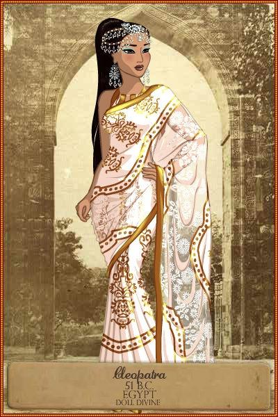 Cleopatra - Doll Divine Dress Up Games