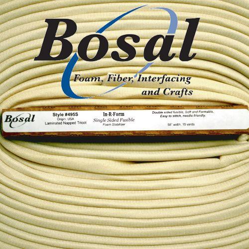 Bosal In-R Form Single Sided Fusible Stabiliser - 1/2 Metre