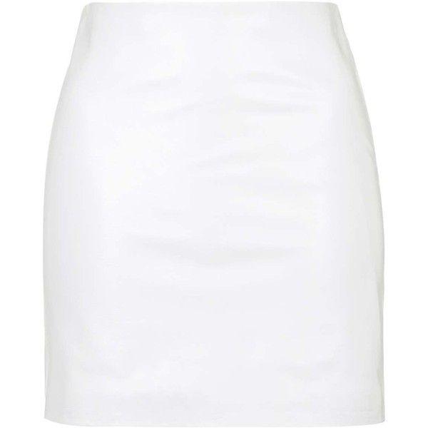 Short Skirt White 101