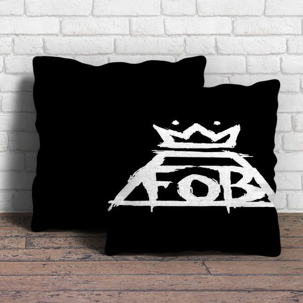 Fall Out Boy Lyrics Just One Yesterday Pillow   Aneend