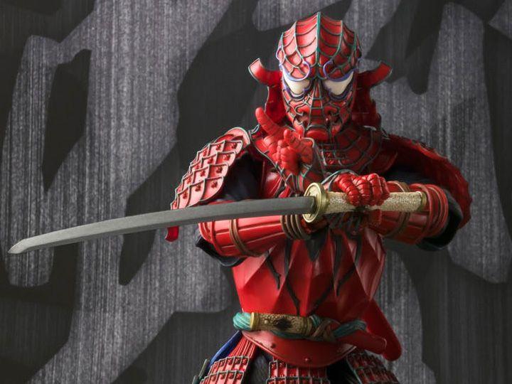 Marvel Manga Realization: Samurai Spider-Man