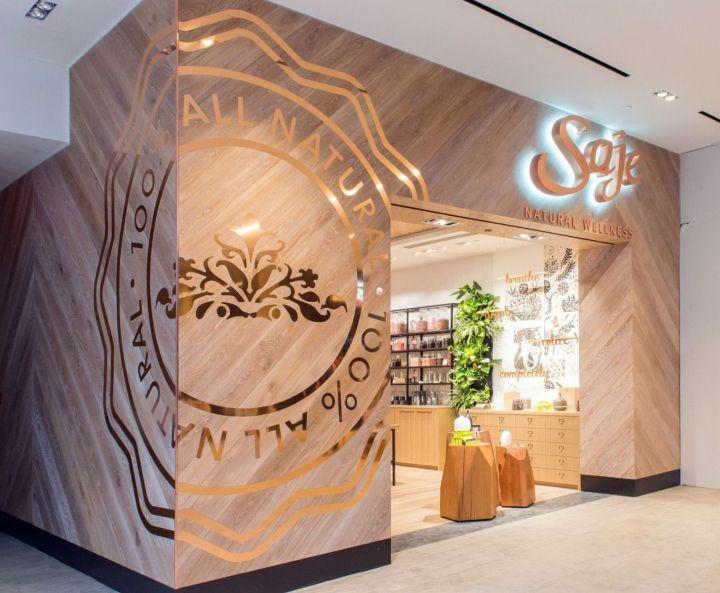 Saje Natural Wellness by Jennifer Dunn Design, Halifax - Canada