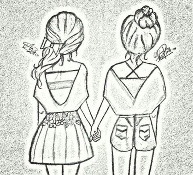 Imagen Relacionada Amistad Dibujos Dibujos Kawaii Dibujos