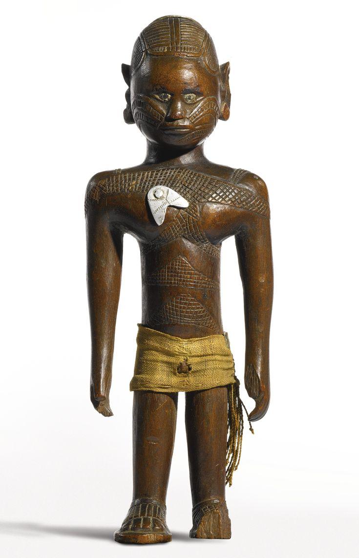 Kamba Male Power Figure, Kenya   lot   Sotheby's