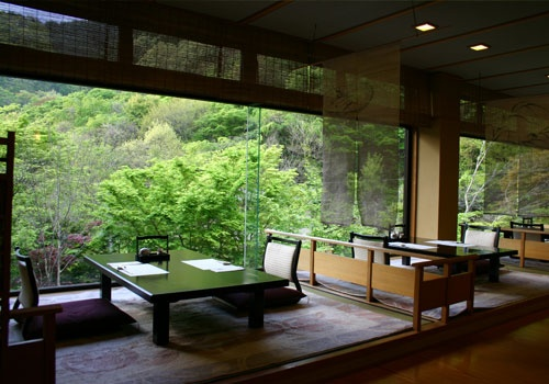 10 Best Images About Interior Dining Japanese On