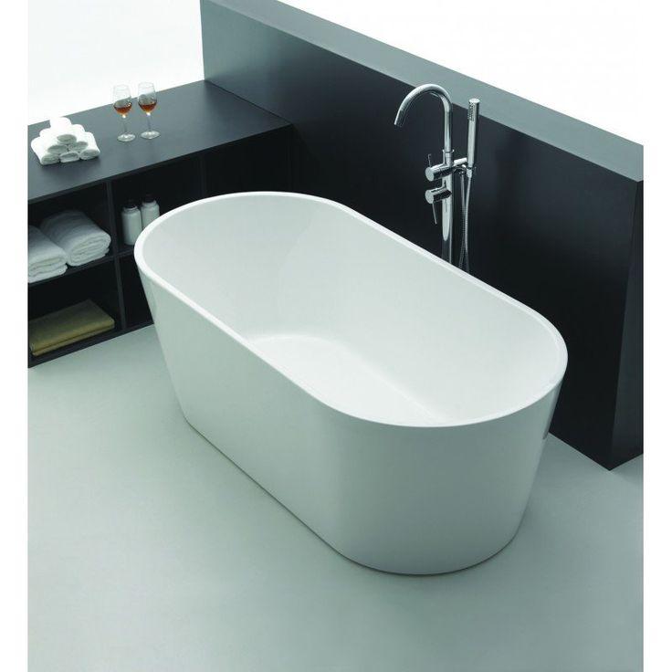 Venice Freestanding Bath 1500x750x600mm