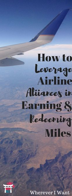 Airline Alliances   Frequent Flyer Miles   How to   Travel Hacking   Hack Airlines