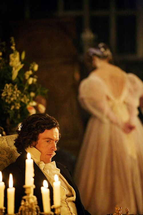 Toby Stephens as Mr. Rochester in Jane Eyre (TV Mini-Series, 2006) #victorian