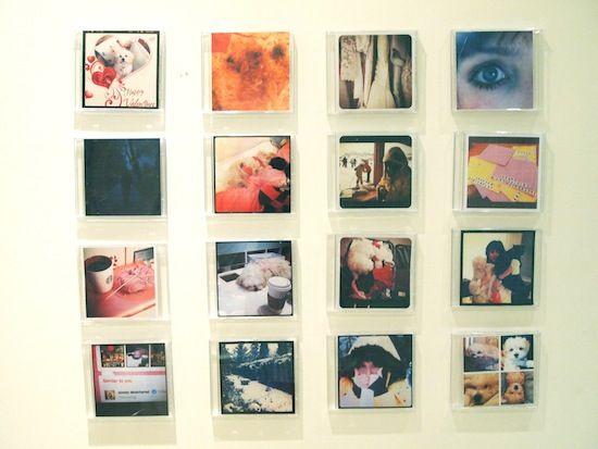 D.I.Y. Instagram Photo Frames
