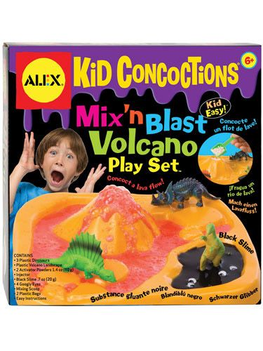 Two fun ways to kill off the dinosaurs!