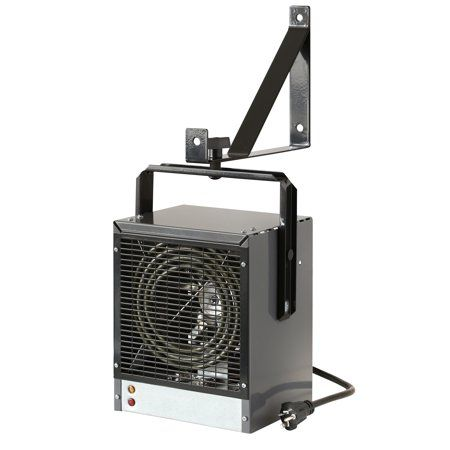 Dimplex Fan Forced Garage Workshop Heater 4000w 240v 1ph Gray