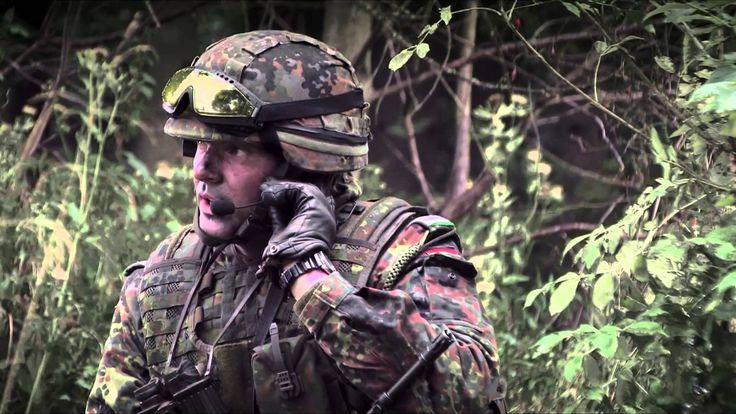 Bundeswehr, Heer (German Armed Forces, Army) HD recruitment video
