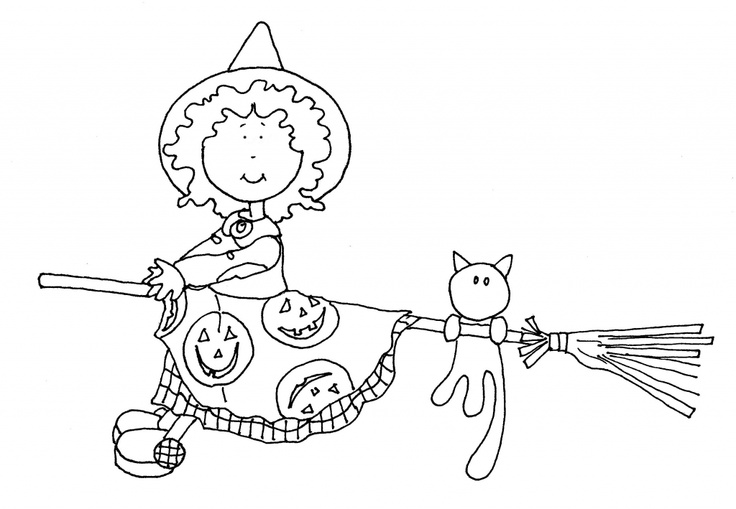 Too Cute Witch
