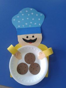 This page has a lot of free Chef craft idea for kids,parents and preschool teachers.