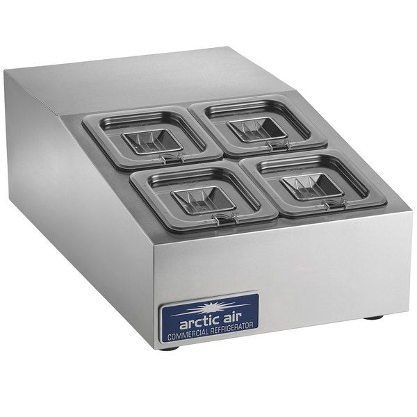 Arctic Air Acp4sq 15 Countertop Refrigerated Prep In 2020